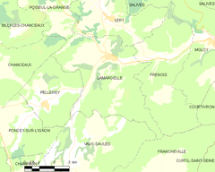 Map commune FR insee code 21338.png