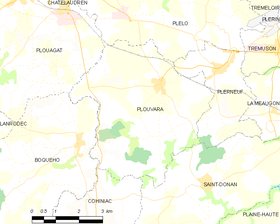 Map commune FR insee code 22234.png