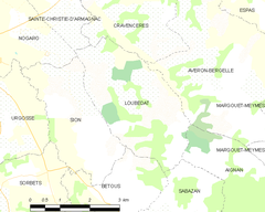 Map commune FR insee code 32214.png