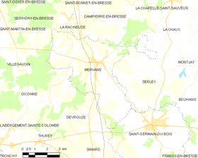 Map commune FR insee code 71295.png