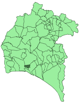Map of Aljaraque (Huelva).png