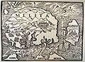 Map of Malta, Jean Quentin d'Autun, 1536.jpg