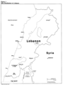 Map of Shia Distribution in Lebanon, 1985.png