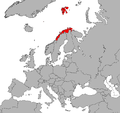 Map of modern day Hålogaland.png