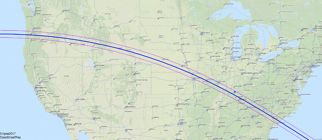 Map of the solar eclipse 2017 USA OSM Zoom4 (see full-size map at the commons)