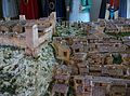 Maqueta de la vila medieval d'Albaida.JPG