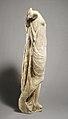 Marble statue of Aphrodite, the so-called Venus Genetrix MET GR101.jpg
