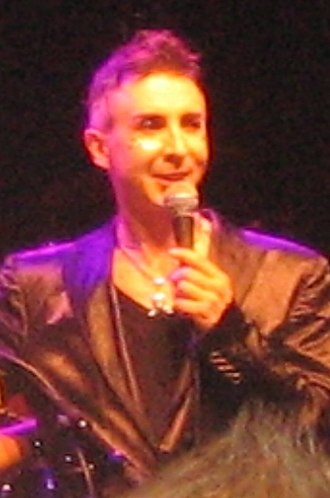 Music in Leeds - Marc Almond from Soft Cell