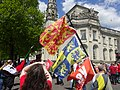 March for Welsh Independence arranged by AUOB Cymru First national march; Wales, Europe 11.jpg