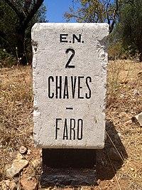 Marco EN2 - CHAVES-FARO - Km 370.JPG