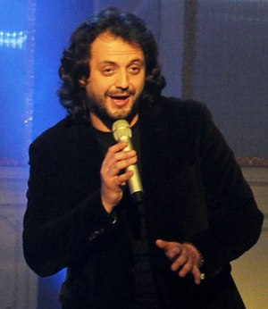 12th OTO Awards - Image: Marián Čekovský (2013)