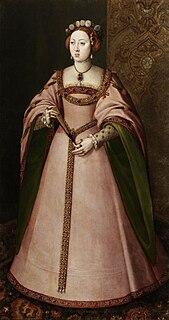 Maria Manuela, Princess of Portugal Princess of Portugal, Princess of Asturias, Duchess of Milan