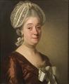 Maria Ravens (1720-1786), g.m. livmedikus Johan Ulrik Wertmüller (Adolf Ulrik Wertmüller) - Nationalmuseum - 129503.tif