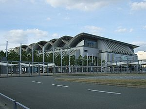 Fukuoka Convention Center - Marine Messe Fukuoka