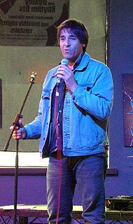 Mark Steel English comedian