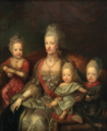 Maron and workshop - Maria Luisa of Spain and her children.png