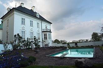 Marselisborg Palace - Image: Marselisborg Palace 1