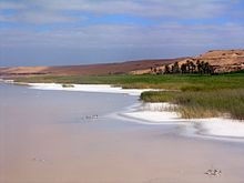 Marshland landscape near the town of Tan-Tan, Morocco.jpg