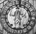 Massachusetts state seal 1775 1780 MassachusettsArchives.png