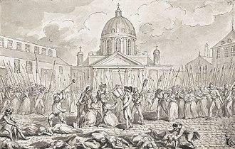 September Massacres - The September Massacres