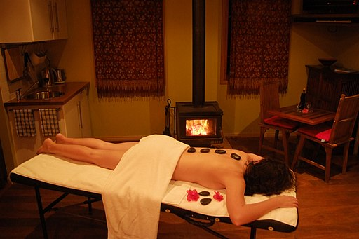 Massage at Witches Falls Cottages