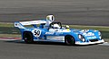 Matra 670C at Silverstone Classic Endurance Car Racing in September 2009.jpg