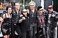 Matt Sorum, Angry Anderson and The Brat Pack (6465368585).jpg