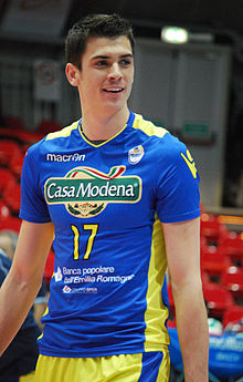 Matt anderson volleyball wikipedia for Casa modena volley