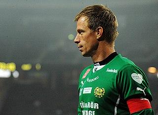 Mattias Asper Swedish footballer