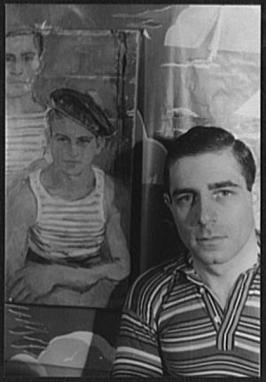 Virgil Thomson - Image: Maurice Grosser, 1935