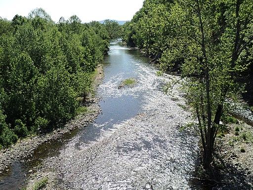 Río Maury Lexington Virginia