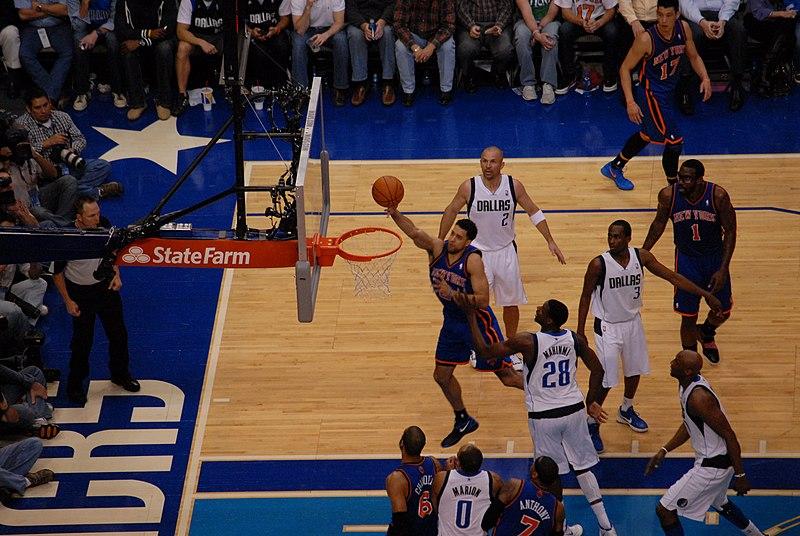 File:Mavs Knicks March 2012 2.jpg
