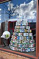 Max's Tower of Beer Cans.jpg