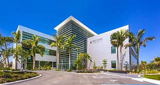 Max Planck Florida Institute for Neuroscience - The Institute in August 2012