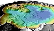 Profundmezuro de Kratera Lago