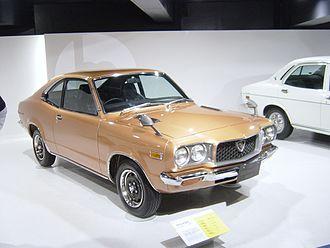 Mazda Savanna - Image: Mazda rx 3 1st generation 01