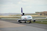 N624FE - MD11 - FedEx