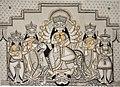Medinipur Patachitra - durga.jpg