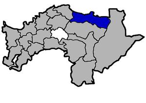 Meishan, Chiayi - Meishan Township in Chiayi County