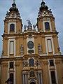 Melk Facciata Cattedrale - panoramio.jpg