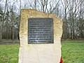 Memorial dedication, Down Ampney airfield - geograph.org.uk - 1137607.jpg