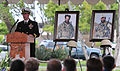 Memorial held at NAB Coronado for fallen service members 121018-N-WA189-095.jpg