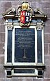 Memorial to George Hall in Chester Cathedral.jpg