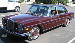 Mercedes-Benz 300 SEL 4.5  (US-Version)