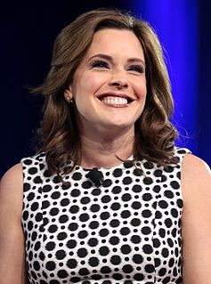 Mercedes Schlapp American lobbyist and columnist