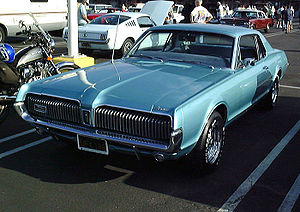 Mercury Cougar - 1967 Mercury Cougar