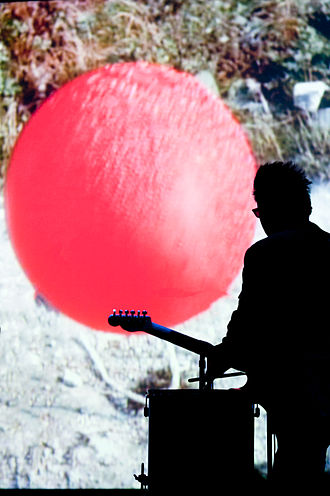 Mercury Rev - Film Music Live Improvisation for the short movie The Red Balloon