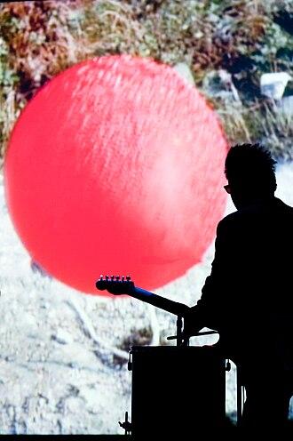 Mercury Rev - Film Music Live Improvisation for the short movie The Red Balloon