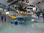 Messerschmitt Bf 109 G-2 10639 at RAF Museum London Flickr 4606782195.jpg