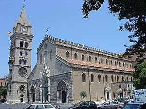 Music of Sicily - Cathedral of Messina (2004)